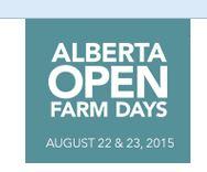 Alberta Farm days