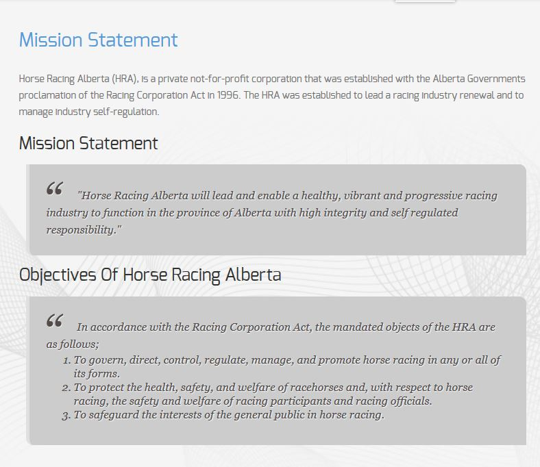 HRA_Mission_Statement